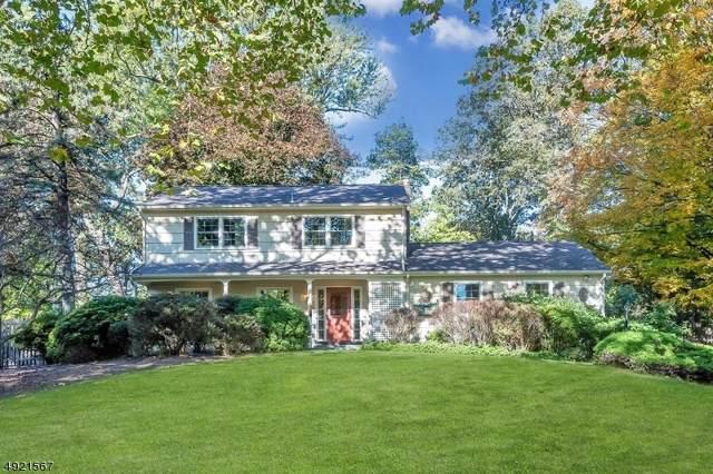 3 Upper Field Rd, Morris Twp., NJ 07960 (MLS #3595227) :: The Douglas Tucker Real Estate Team LLC