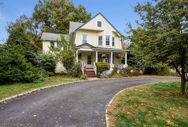445 Mountain Ave, Westfield Town, NJ 07090 (MLS #3595243) :: Coldwell Banker Residential Brokerage