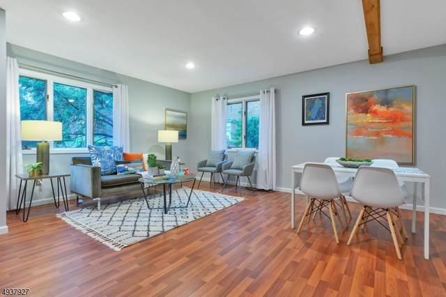 56 Gates Ave C0001 #1, Montclair Twp., NJ 07042 (MLS #3595319) :: Coldwell Banker Residential Brokerage