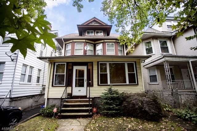 57 Weequahic Ave, Newark City, NJ 07112 (MLS #3595375) :: Mary K. Sheeran Team