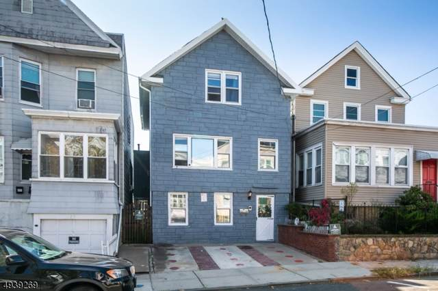 27 Graham St, Jersey City, NJ 07307 (MLS #3595457) :: The Sikora Group