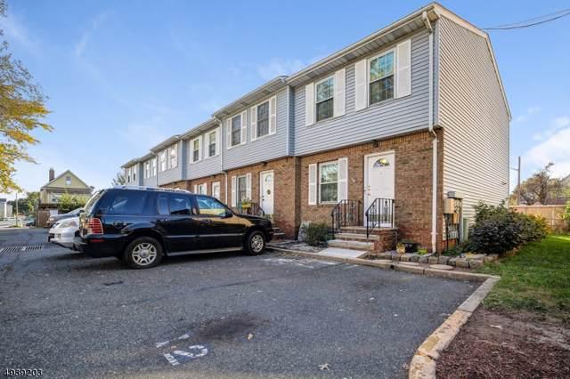 675 Garden St, Elizabeth City, NJ 07202 (MLS #3595465) :: The Sikora Group