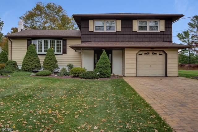 34 Rockaway Pl, Parsippany-Troy Hills Twp., NJ 07054 (MLS #3595586) :: The Douglas Tucker Real Estate Team LLC