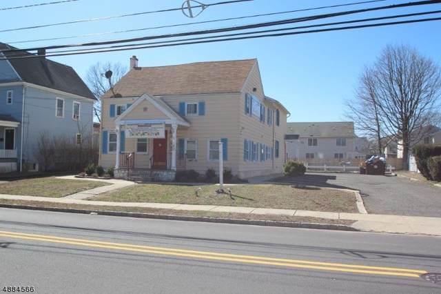 140 Front St, South Plainfield Boro, NJ 07080 (MLS #3595635) :: Weichert Realtors