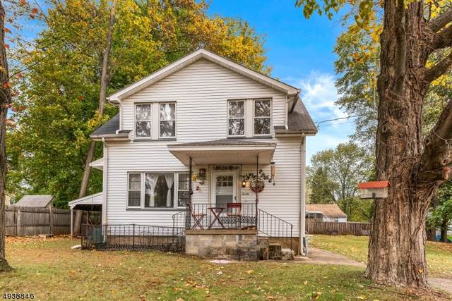 20 Corwin St, Roxbury Twp., NJ 07847 (MLS #3595636) :: The Douglas Tucker Real Estate Team LLC