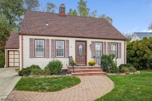 12 Mohawk Drive, Cranford Twp., NJ 07016 (#3595761) :: Jason Freeby Group at Keller Williams Real Estate