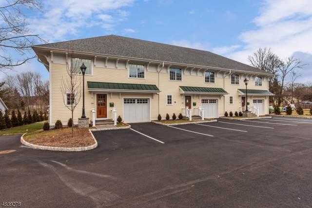 19 W Main St. Unit 19A A, Mendham Boro, NJ 07945 (MLS #3595804) :: Weichert Realtors