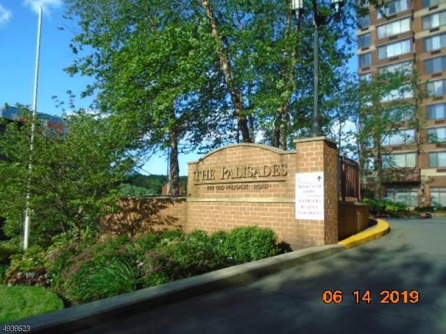 100 Old Palisade Rd 604 #604, Fort Lee Boro, NJ 07024 (MLS #3595820) :: Weichert Realtors