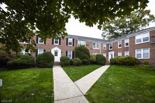 101 Gates Ave C003a, Montclair Twp., NJ 07042 (MLS #3595932) :: Mary K. Sheeran Team