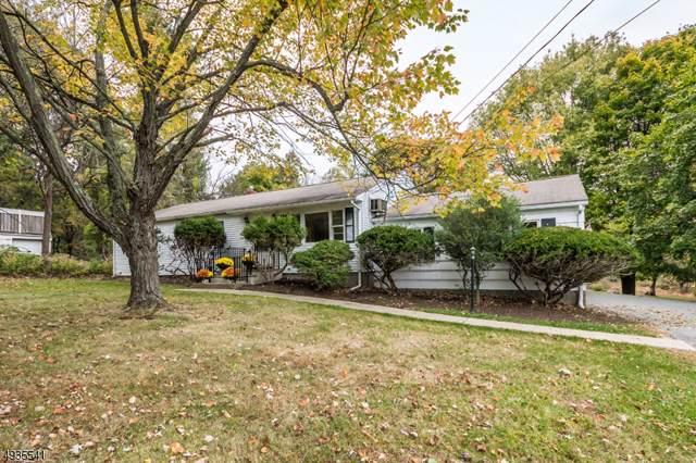 469 Route 24, Chester Twp., NJ 07930 (MLS #3595986) :: The Douglas Tucker Real Estate Team LLC
