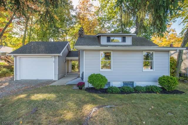 84 East Shore Road, Denville Twp., NJ 07834 (MLS #3596055) :: The Douglas Tucker Real Estate Team LLC