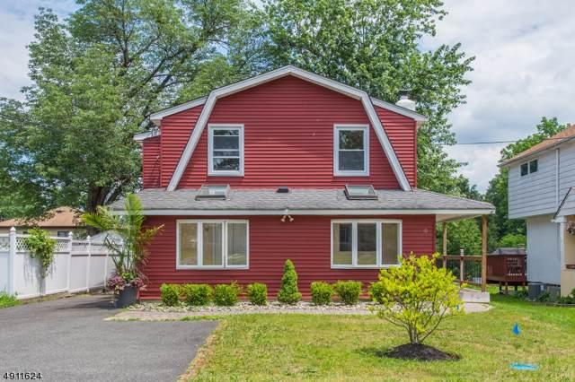 10 Dacotah Ave, Parsippany-Troy Hills Twp., NJ 07034 (MLS #3596219) :: The Douglas Tucker Real Estate Team LLC