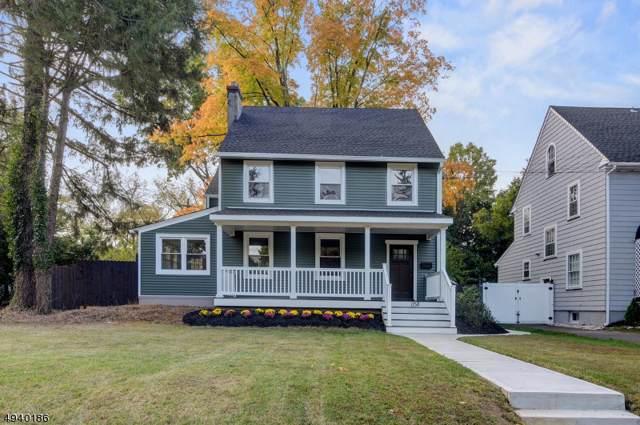 1158 Evergreen Ave, Plainfield City, NJ 07060 (MLS #3596299) :: Mary K. Sheeran Team