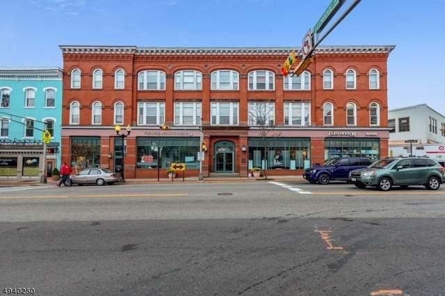 460 Bloomfield Ave,Suite 209, Montclair Twp., NJ 07042 (MLS #3596375) :: Mary K. Sheeran Team