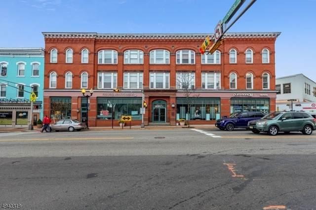 460 Bloomfield, Suite 209-E1, Montclair Twp., NJ 07042 (MLS #3596421) :: Mary K. Sheeran Team