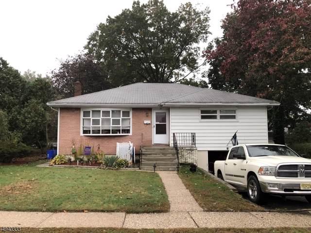 30 Jefferson St, Nutley Twp., NJ 07110 (MLS #3596438) :: Pina Nazario