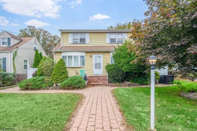 121 S 23Rd St, Kenilworth Boro, NJ 07033 (MLS #3596529) :: The Dekanski Home Selling Team