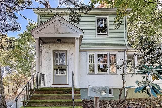 10 Livingston Ave, Roseland Boro, NJ 07068 (MLS #3596624) :: SR Real Estate Group