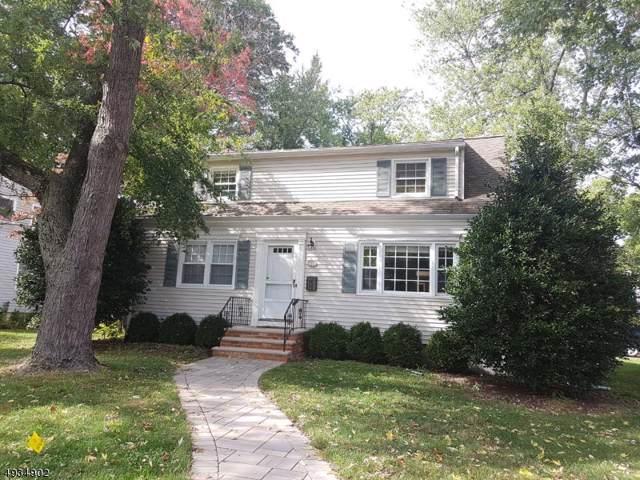 27 Poplar Pl, Fanwood Boro, NJ 07023 (#3596625) :: Proper Estates