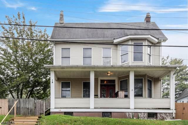14 Bennett St, Phillipsburg Town, NJ 08865 (#3596726) :: Jason Freeby Group at Keller Williams Real Estate