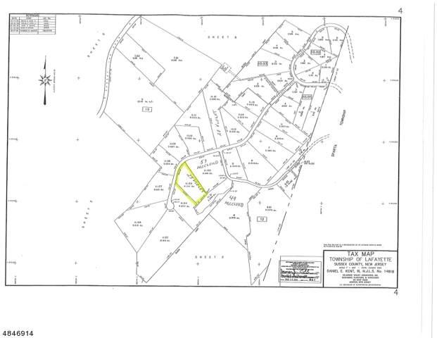 25 Violet Trl, Lafayette Twp., NJ 07848 (MLS #3596740) :: William Raveis Baer & McIntosh