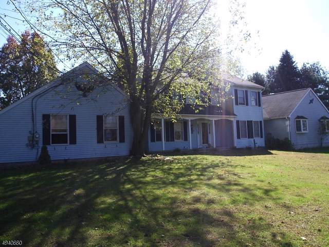 1 Haggerty Rd, Frankford Twp., NJ 07826 (MLS #3596753) :: William Raveis Baer & McIntosh
