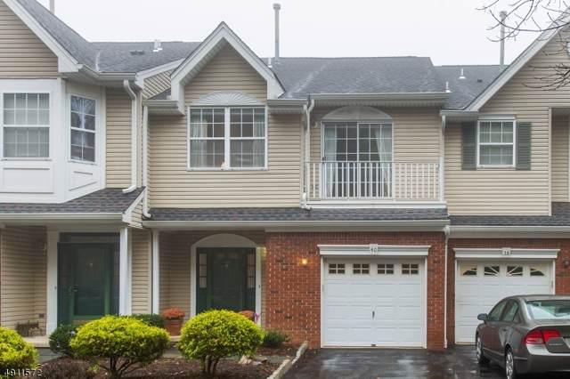 40 Kensington Dr, Randolph Twp., NJ 07869 (MLS #3597028) :: The Douglas Tucker Real Estate Team LLC