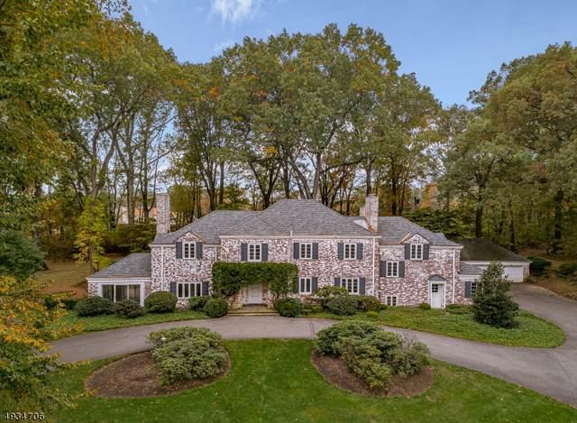 142 Blue Mill Rd, Harding Twp., NJ 07960 (MLS #3597089) :: The Dekanski Home Selling Team