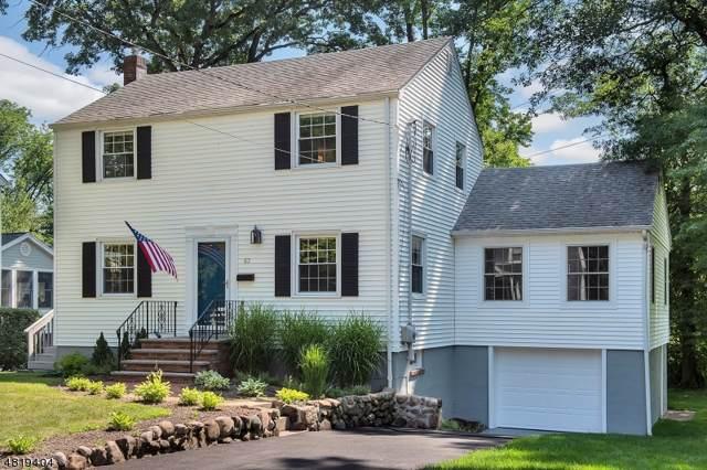 63 Tallmadge Ave, Chatham Boro, NJ 07928 (MLS #3597737) :: The Sue Adler Team