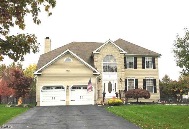 43 Oak Tavern Cir, Branchburg Twp., NJ 08876 (#3597873) :: Proper Estates