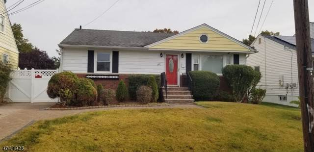 Address Not Published, Rahway City, NJ 07065 (MLS #3597888) :: The Sikora Group