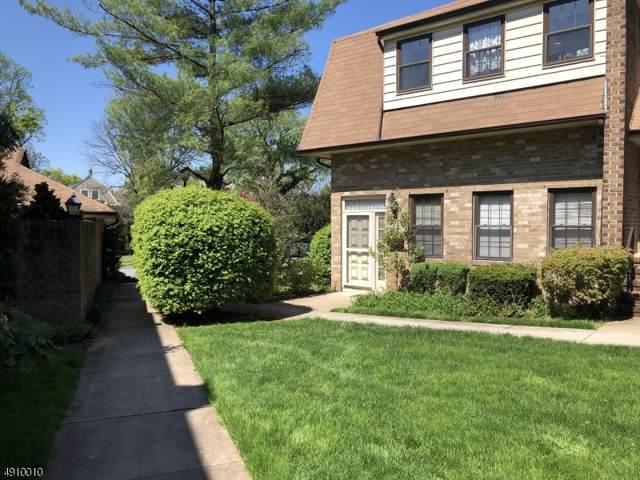 321 E North Ave #105, Cranford Twp., NJ 07016 (#3598082) :: NJJoe Group at Keller Williams Park Views Realty