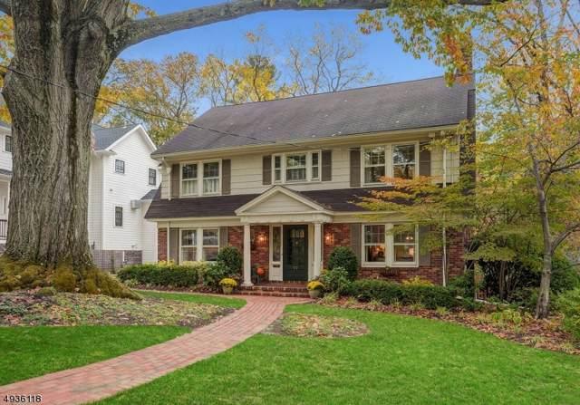 77 Woodland Rd, Maplewood Twp., NJ 07040 (MLS #3598118) :: Coldwell Banker Residential Brokerage
