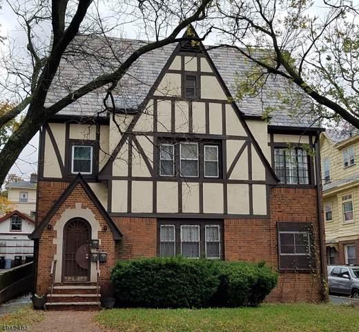 107 Vassar Ave, Newark City, NJ 07112 (MLS #3598408) :: The Sikora Group
