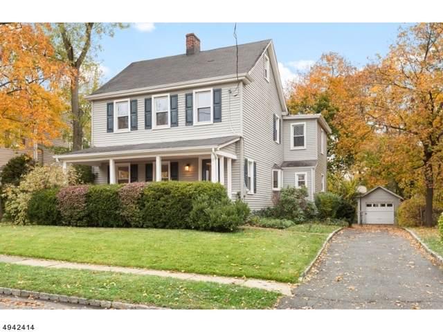 26 Lum Ave, Chatham Boro, NJ 07928 (MLS #3598437) :: The Sue Adler Team