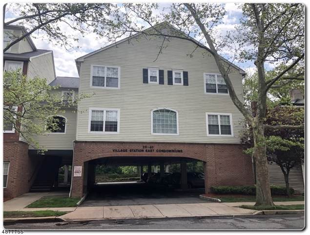 26 Church St Unit 24 #24, South Orange Village Twp., NJ 07079 (MLS #3598442) :: The Sue Adler Team