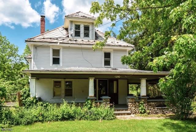 106 River Rd, Montague Twp., NJ 07827 (MLS #3598571) :: William Raveis Baer & McIntosh