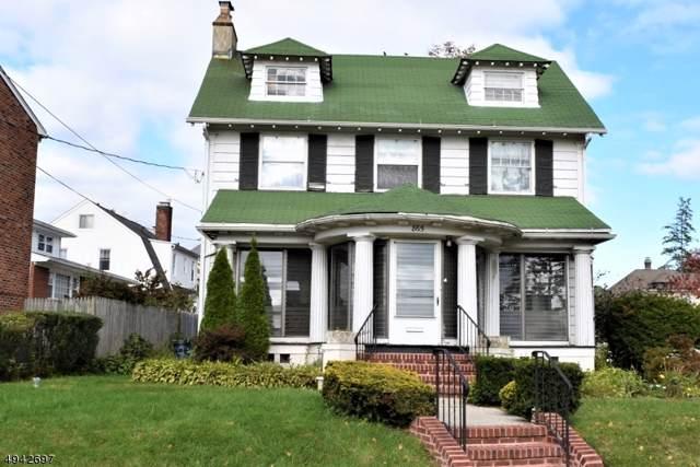 865 Colonia Rd, Elizabeth City, NJ 07208 (MLS #3598649) :: Mary K. Sheeran Team