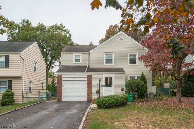 33 Highfield Ln, Nutley Twp., NJ 07110 (MLS #3598671) :: William Raveis Baer & McIntosh