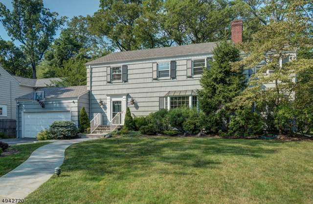 27 Hoskier Rd, South Orange Village Twp., NJ 07079 (MLS #3598686) :: The Sue Adler Team