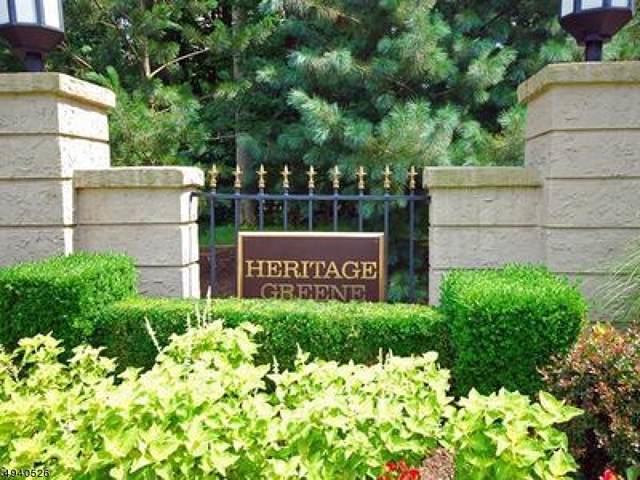 10 Heritage Dr #10, Chatham Twp., NJ 07928 (MLS #3598742) :: The Sue Adler Team