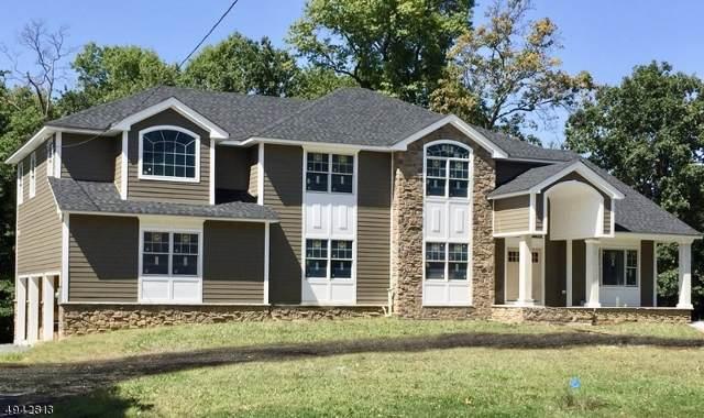 24 Blackstone Drive, Livingston Twp., NJ 07039 (MLS #3598789) :: The Sue Adler Team