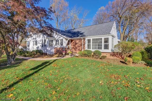 1379 Chapel Hl, Mountainside Boro, NJ 07092 (MLS #3599014) :: The Dekanski Home Selling Team