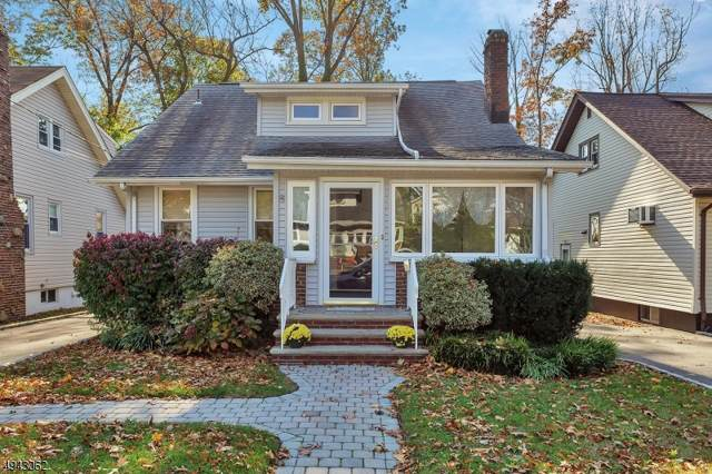 61 Montclair Ave, Nutley Twp., NJ 07110 (MLS #3599024) :: William Raveis Baer & McIntosh