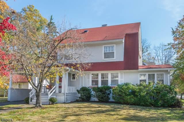 105 Edgemont Rd, Montclair Twp., NJ 07043 (MLS #3599176) :: REMAX Platinum