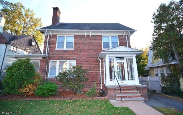 124 Keer Ave, Newark City, NJ 07112 (MLS #3599192) :: The Sikora Group