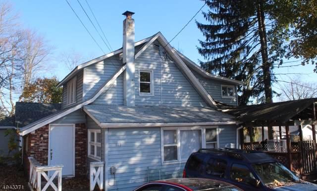 117 Brooklyn Rd, Stanhope Boro, NJ 07874 (MLS #3599312) :: The Sue Adler Team
