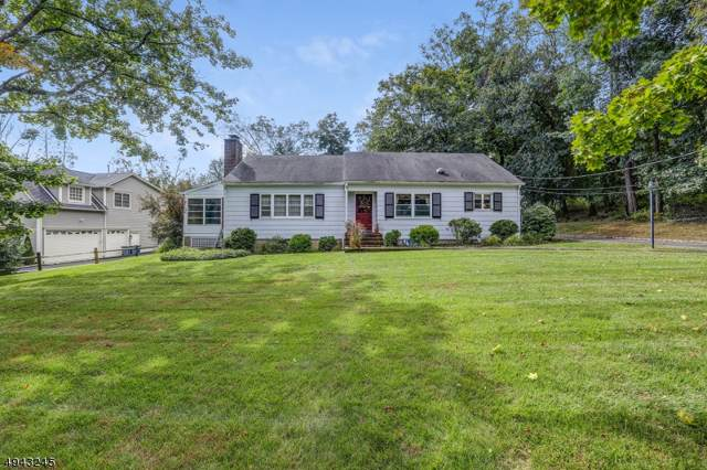 814 Fairmount Ave, Chatham Twp., NJ 07928 (MLS #3599334) :: The Sue Adler Team