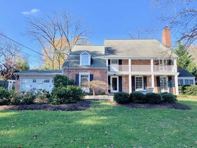 31 Norman Cir, Madison Boro, NJ 07940 (MLS #3599336) :: SR Real Estate Group