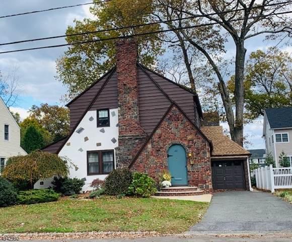 22 N Ashby Ave, Livingston Twp., NJ 07039 (MLS #3599467) :: The Sue Adler Team